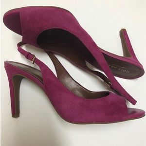 Cole Haan Shoes - Cole Haan Signature Juliana slingback peep toe